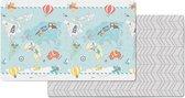Skip Hop omkeerbare speelmat - Little Travellers