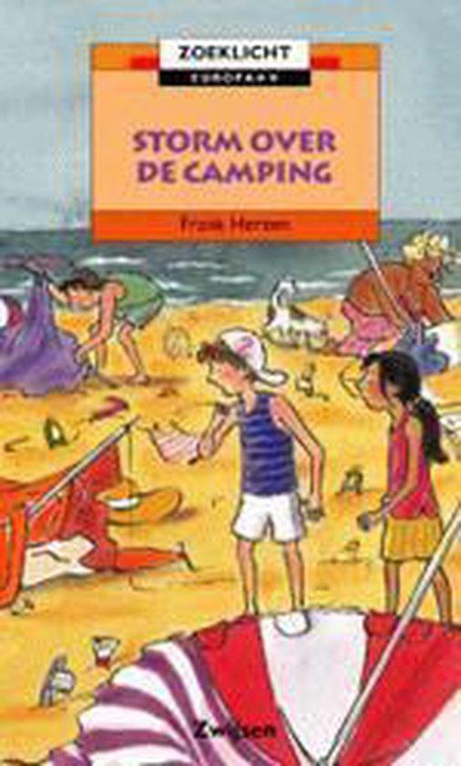 Storm Over De Camping - Frank Herzen |