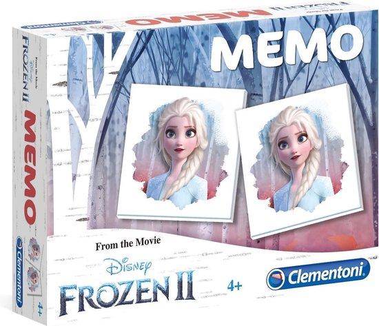 Spel Memo Pocket Disney Frozen 2 Clementoni