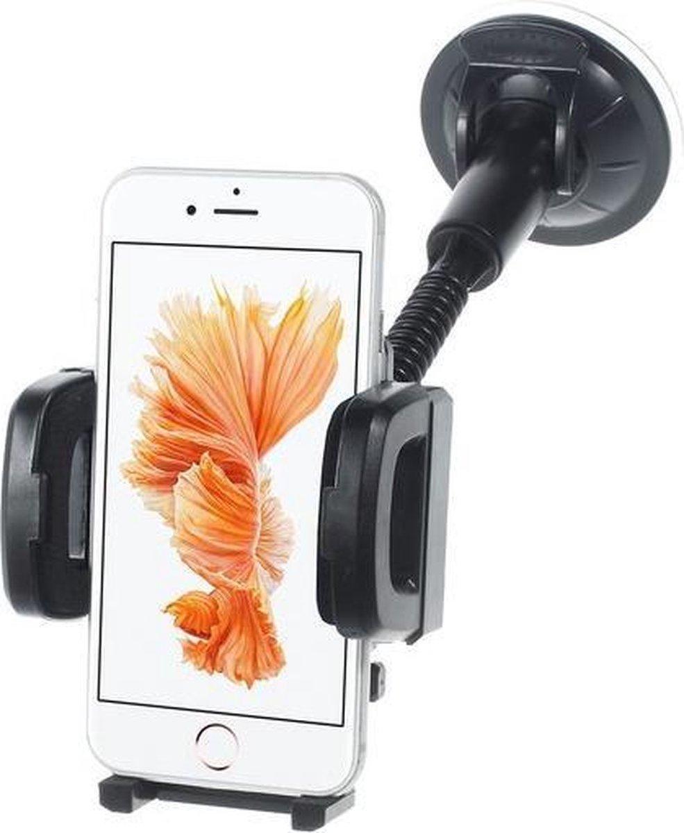 GadgetBay Universele houder met zuignap autohouder telefoon iPhone navigatie