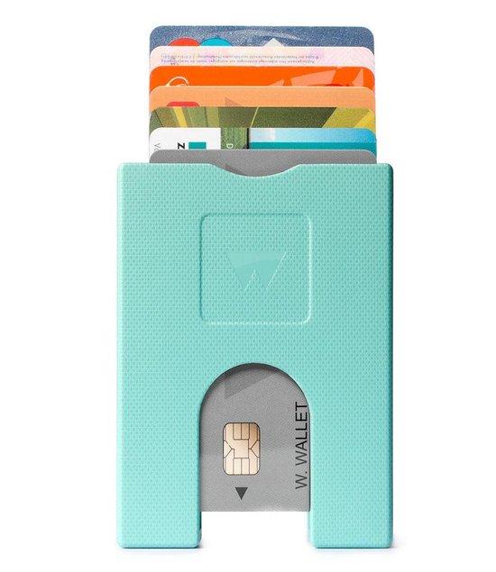 Walter Wallet - Creditcardhouder - Mint - Walter Wallet