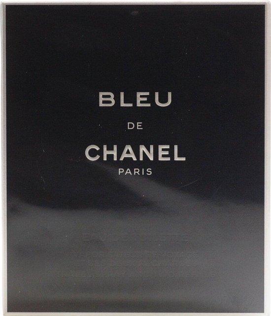 Chanel Bleu de Chanel - 20 ml eau de toilette travelspray + 2 x 20 ml eau de toilette recharge spray - herenparfum