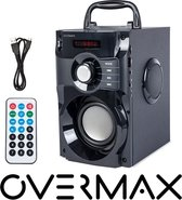 Overmax Soundbeat 2.0 -portable design Bluetooth speaker met FM, Micro SD, USB