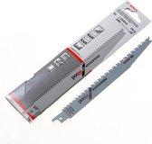 Bosch reciprozaagje voor hout 200mm pakje = 5st
