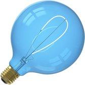 Calex Holland Nora G125 LED Lamp Blauw