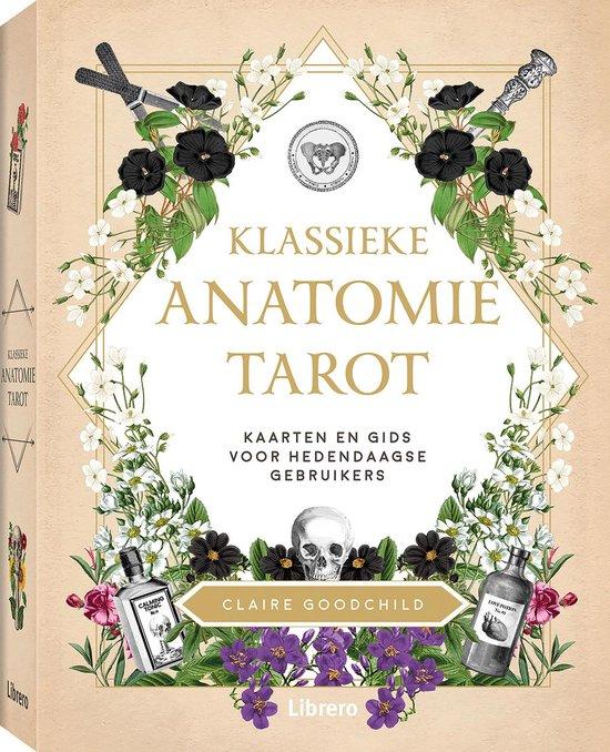 Klassieke anatomie tarot - Claire Goodchild   Fthsonline.com