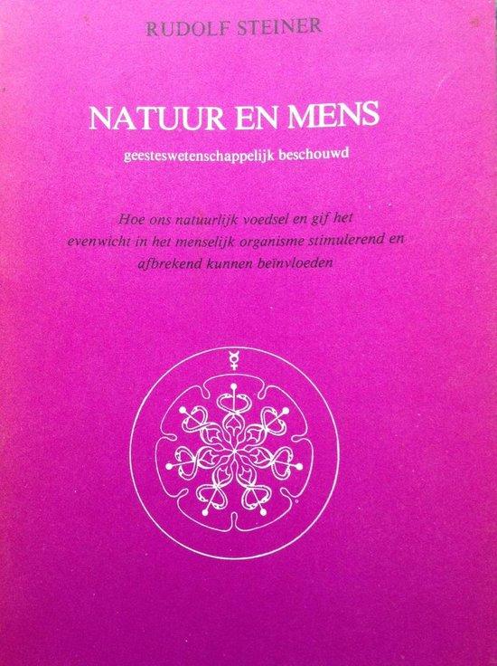 Natuur en mens - Rudolf Steiner |