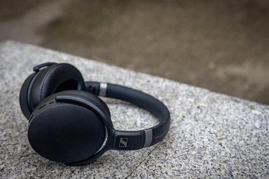 Sennheiser HD 450BT - Draadloze over-ear koptelefoon met Noise Cancelling - Zwart
