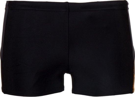 Speedo Dive Aquashort Sportzwembroek Heren - Black/Grey - Maat L