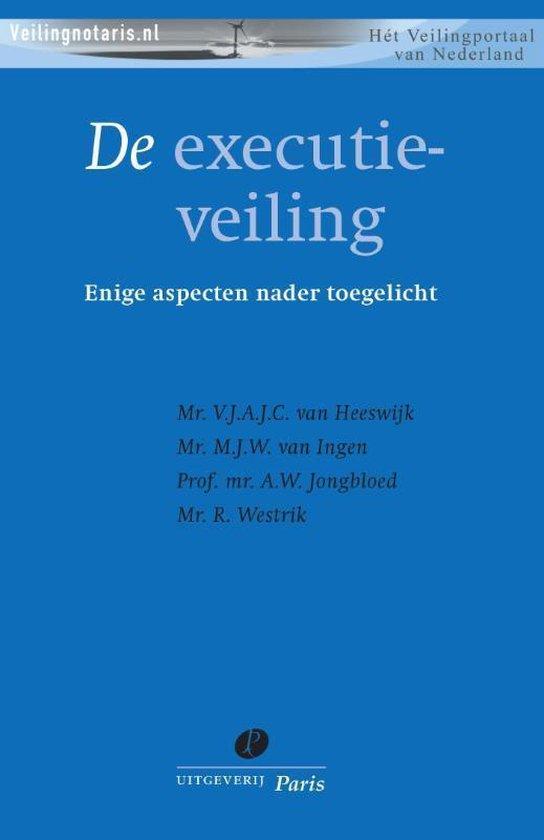 De executieveiling - V.J.A.J.C. van Heeswijk |