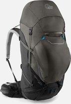 Lowe Alpine Cerro Torre 65:85l backpack heren - Black Greyhound
