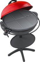 Steba VG400 - Elektrische Barbecue - Grilloppervlak Ø54 cm - Op statief - Rood