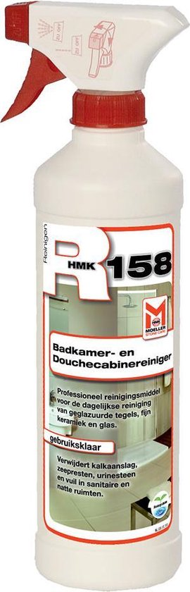 HMK R158 - Badkamer en douche reiniger - 0,5 L