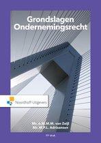 Boek cover Grondslagen Ondernemingsrecht van Mr. A.M.M.M. van Zeijl (Paperback)