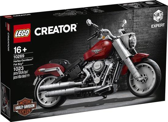 Afbeelding van LEGO Creator Expert Harley-Davidson Fat Boy - 10269