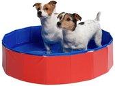 RelaxPets - Hondenzwembad - Honden Badje - Verkoeling - Afkoelen - Zwembad - 80x80x30cm