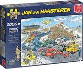 Jan van Haasteren Formule 1 De Start puzzel - 2000 stukjes