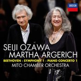 Beethoven: Symphony No.1 In C; Piano Concerto 1