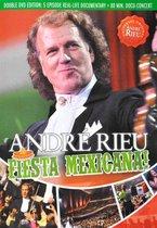 CD cover van Andre Rieu - Fiesta Mexicana van André Rieu