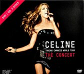 Celine Dion - Taking Chances World Tour The Concert (Dvd+Cd)