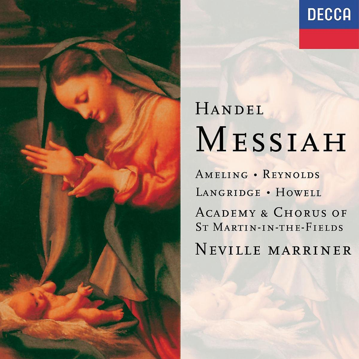 Messiah (Complete) - Ameling