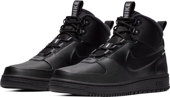 Nike Path Wntr Heren Sneakers - Black/Black-Mtlc Pewter - Maat 44
