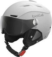 Bollé Helmet 31428 - Skihelm - Soft White & Black - Unisex Maat 59-61 CM