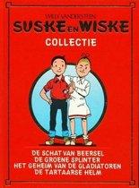 Suske en Wiske Lecturama collectie de delen  111 t/m 114