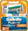Gillette Fusion Proglide Power Scheermesjes - 6 mesjes