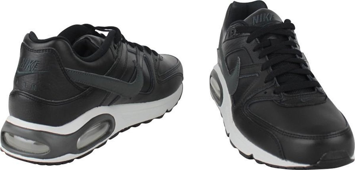 Nike Air Max Command Leather ZwartAntraciet 749760 001