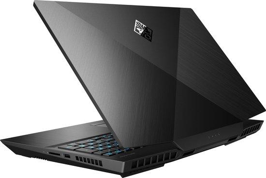 HP 17-cb0700nd OMEN - Gaming Laptop - 17.3 inch (144Hz)