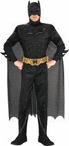 Batman Deluxe - Kostuum - Carnavalskleding - Volwassenen - Maat L