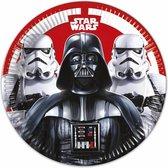 Star Wars Final Battle borden - 8 stuks - Multi Colour