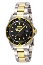 Invicta Pro Diver 8934 - Horloge - Heren - Zilver - Quartz - Ø 37,5 mm