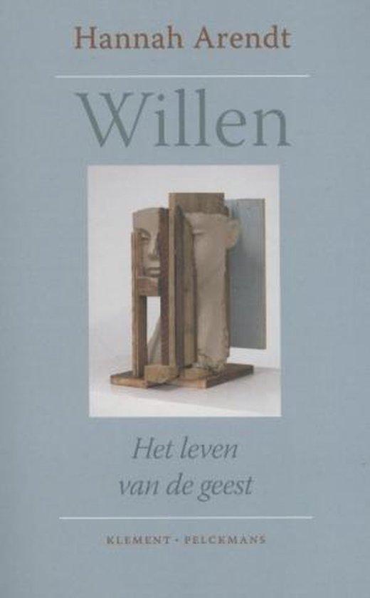 Boek cover Willen van Hannah Arendt (Paperback)