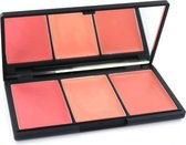 Sleek Blush By 3 Blush Palette - California