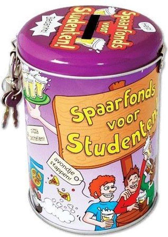 Spaarpot - studenten