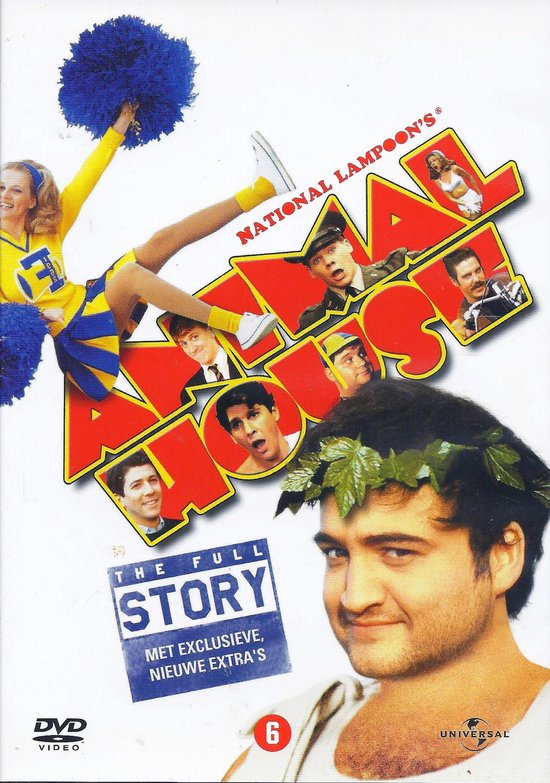 Cover van de film 'Animal House'