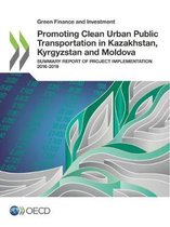 Promoting clean urban public transportation in Kazakhstan, Kyrgyzstan and Moldova