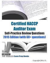 Certified Haccp Auditor Exam Self-practice Review Questions