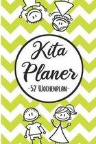 Kita Planer 52 Wochenplan: Erzieherplaner 2019 2020 - Terminkalender A5, Kindergarten & Kita Planer, Kalender