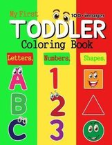 My First Toddler Coloring Book No.4