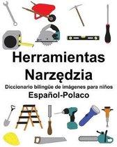 Espa�ol-Polaco Herramientas/Narzędzia Diccionario biling�e de im�genes para ni�os