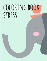 coloring book stress