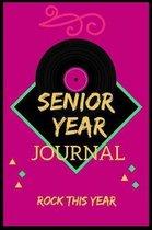 Senior Year (Pink Record Theme)