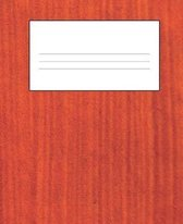 ORANGE Composition Notebook: 7.5 X 9.25 Primary Ruled 110 pages book for girls, kids, school, students and teachers