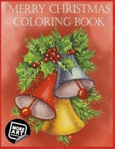 The Merry Christmas Coloring Book