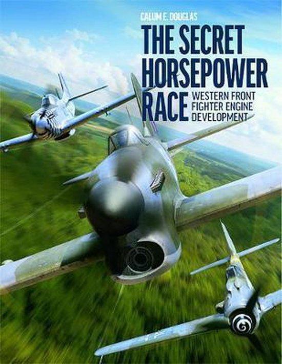 Boek cover The Secret Horsepower Race van Calum E. Douglas (Hardcover)