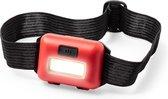 Sportieve lamp - met verstelbare elastische band - sport armband - hardloop lamp - voor arm en hoofd