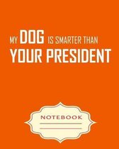 My Dog Is Smarter Than Your President